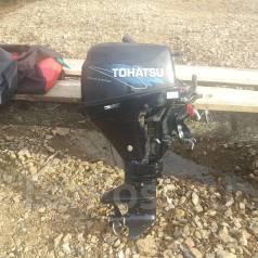 Tohatsu. 9,80л.с., 4-тактный, бензиновый, 2012 год год