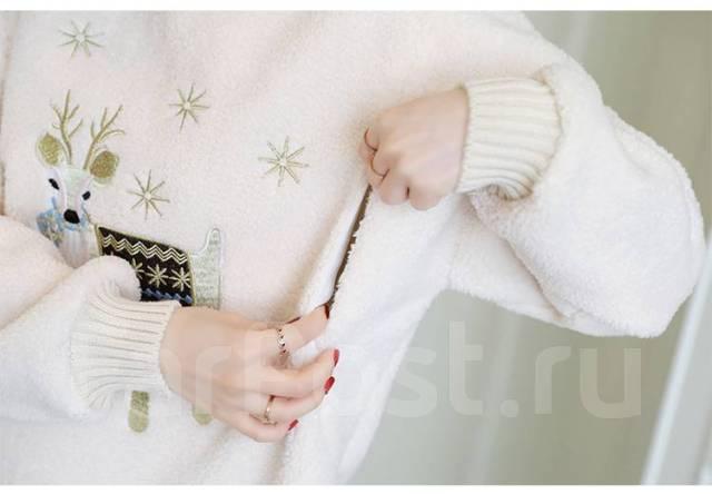 Теплый свитер для беременных и кормящих мам - Одежда для будущих мам ... 3eb219f3ed2