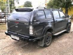 Силовые бампера. Mitsubishi L200, KB4T Mitsubishi Jeep Toyota Hilux Pick Up Toyota Hilux Двигатели: 4D56, 4D56HP