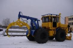 Ковровец МЛ-135. Трелевочный трактор МЛ-30, 11 000куб. см., 6 500кг., 16 500кг.