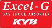 Стойка амортизационная - Excel-G   зад лев   KYB 332037