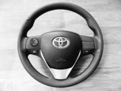 Руль. Toyota Corolla, ZRE172, NDE180, ZRE181, NRE180, ZRE182 Двигатели: 2ZRFE, 1NDTV, 2ZRFAE, 1ZRFE, 1NRFE, 1ZRFAE