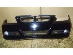 Бампер. BMW 3-Series, E90, E90N, E91 Двигатели: M57D30TU2, N46B20, N47D20, N52B25, N52B25A, N52B30, N53B30, N54B30