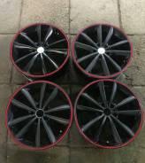 """XO Wheels. 7.5x18"""", 5x114.30, ET42, ЦО 67,1мм."""