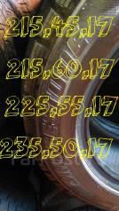Bridgestone ,,Dunlop, GoodYear.., 215/60R17. Зимние, без шипов, 5%, 4 шт