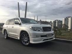 Toyota Land Cruiser. автомат, 4wd, 4.7 (235л.с.), бензин, 110тыс. км