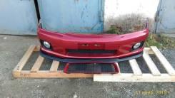 Бампер + решетка радиатора + губа subaru forester sg5. Subaru Forester, SG5