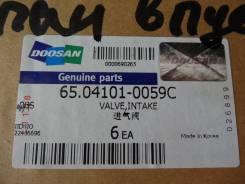 Клапан впускной DL08S Daewoo 65.04101-0059C, 65.04101-0059, 65041010059C, 65041010059
