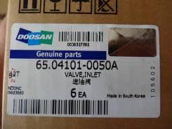 Клапан впускной DE12 Daewoo 65.04101-0050