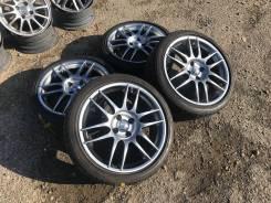 "Work Japan R17 4*100 7j et35 + 215/40R17 Bridgestone PlayZ PZ-X Лето. 7.0x17"" 4x100.00 ET35. Под заказ"