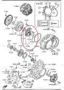 Насос акпп. Mazda: Premacy, Mazda2, Mazda3, Demio, Mazda6, MPV, Mazda5, 323, CX-7, Atenza, Training Car, 626, Verisa, Axela