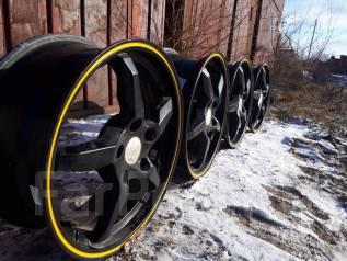 """NZ Wheels. x16"""", 5x114.30"""
