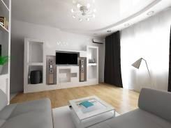 Дизайн-проекты жилых и общественных помещений. Ремонт под ключ.