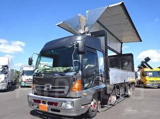 Hino Ranger. Фургон HINO Ranger, 6 980куб. см., 5 000кг., 4x2. Под заказ