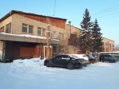 Продам комплекс зданий 4 844,3 кв. м с з/у 1,3 га в Красноярске. Улица Малиновского 20а, р-н Советский, 4 844кв.м.