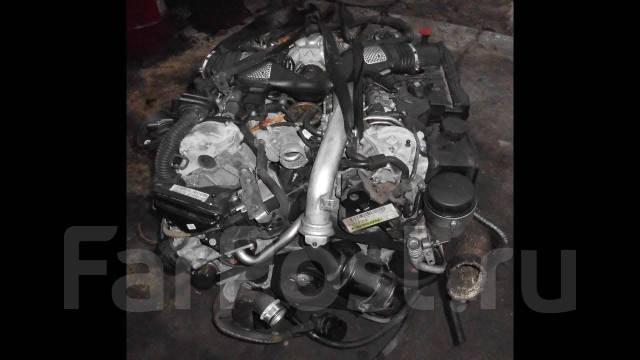 Двигатель в сборе. Mercedes-Benz: Vito, GL-Class, Viano, Sprinter, CLS-Class Двигатели: OM642DE30LA, OM642LSDE30LA, OM642