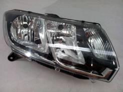Фара. Renault Logan, L8 Renault Sandero, 5S Двигатели: H4M, K4M, K7M, D4F