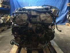 Двигатель в сборе. Nissan: Skyline, Fairlady Z, 350Z, Stagea, Fuga Infiniti FX35, S50 Двигатель VQ35DE