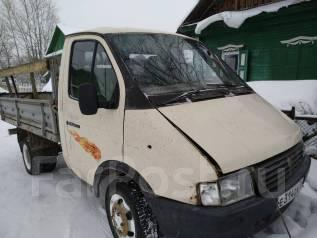 ГАЗ ГАЗель. Продается газель бортовая, 2 400куб. см., 1 500кг., 4x2