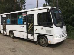ПАЗ 3204. , 17 мест, С маршрутом, работой