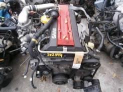 Двигатель B204E Saab 2.0 turbo Saab 9-3 9000
