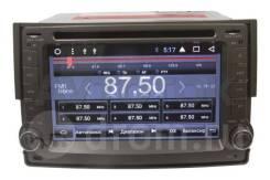 Штатная магнитола Hyundai Starex, H1 2007 - 2016 Android. Под заказ