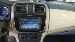 Штатная магнитола Renault Sandero Duster Captur Lada Xray Logan 2. Под заказ