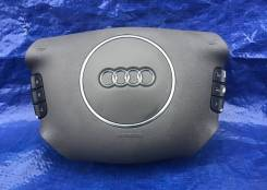Подушка безопасности водителя. Audi: A8, A4, S6, S8, A6, S4 AAH, ABZ, ACK, ACZ, AEJ, AEM, AEW, AFB, AGH, AHC, AKB, AKC, AKE, AKF, AKG, AKH, AKJ, AKN...