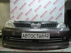 Nose cut NISSAN TIIDA
