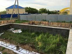 Участок с фундаментом в Овощесовхозе. 754кв.м., собственность, аренда, электричество, вода, от агентства недвижимости (посредник)