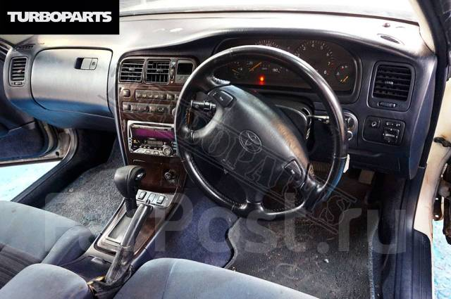 Toyota Chaser. JZX90, 1JZGTE
