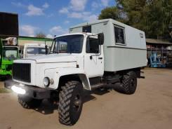 ГАЗ 3308 Садко. Газ 3308, 4 700куб. см., 3 500кг., 4x4