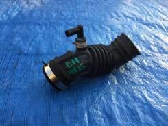 Патрубок воздухозаборника. Nissan Tiida, C11, C11X Двигатель HR15DE