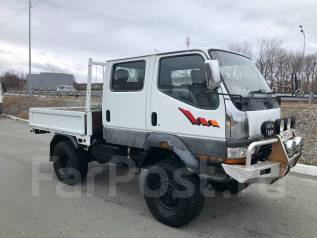 Mitsubishi Fuso Canter. Продам MMC Canter, 4 600куб. см., 2 000кг., 4x4