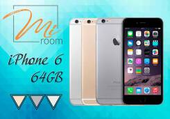 Apple iPhone 6. Новый, 64 Гб, Серебристый