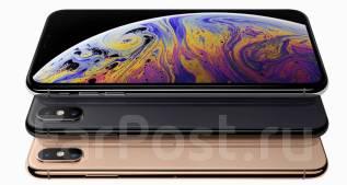 Apple iPhone Xs Max. Новый, 256 Гб и больше, Белый, Золотой, Черный, 3G, 4G LTE, Dual-SIM
