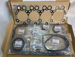 Ремкомплект двигателя. Mitsubishi Fuso Canter, FG437E Двигатели: 4D33, 4D336A