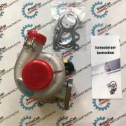 Турбина 4D56 MMC/ Pajero/Delica/Challenger Масло + вода 3*5 крепление. Mitsubishi Delica Mitsubishi Pajero Mitsubishi Challenger Двигатель 4D56