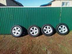 "Колёса (шины + диски), Subaru Forester, Kama-515, 215/65 R16. x16"" 5x100.00"