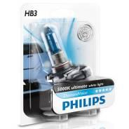 Лампа HB3 (9005) 12.8V 65W P20d (серия DiamondVision) PHILIPS 9005DVB1