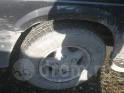 Продам комплект шин на литье Ланд Ровер Hankook 24570R16
