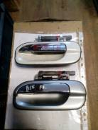 Ручка двери внешняя. Nissan Sunny, B15, FB15, FNB15, JB15, QB15, SB15 Двигатели: QG13DE, QG15DE, QG18DD, SR16VE, YD22DD