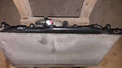 Радиатор охлаждения двигателя. Honda Accord, CL7, CL8, CL9, CM1, CM2, CM3, CM5, CM6 Двигатели: J30A4, J30A5, JNA1, K20A, K20Z2, K24A, K24A3, K24A4, K2...