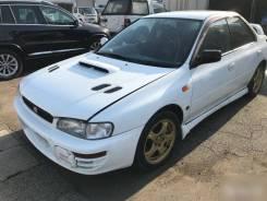 Subaru Impreza WRX STI. Subaru Impreza wrx sti gc8