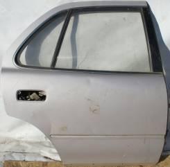 Дверь задняя правая Toyota Camry (железо)