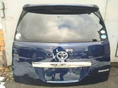 Дверь багажника. Toyota Isis, ANM10, ANM10G