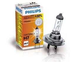 Лампа H7 12V 55W PX26d (серия Vision) PHILIPS 12972PRC1