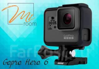 GoPro HERO6. с объективом