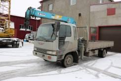 Hino Ranger. Продается грузовик с манипулятором HINO Rahger, 7 000куб. см., 5 000кг.