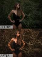 Обработка фотографий. Lightroom & Photoshop. Цветокоррекция, ретушь